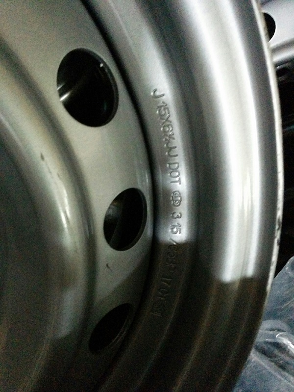 19401 - Isuzu wheel rims India