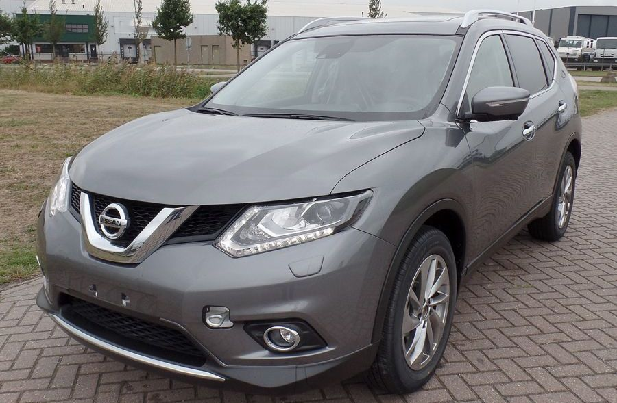 20520 - Nissan X-Trail Europe