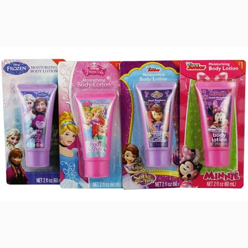 21553 - Disney-Licensed Body Lotion For Kids USA