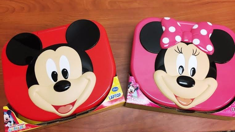 21591 - Disney Junior Mickey Mouse Clubhouse Laptop New For 2016 USA