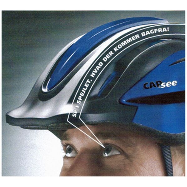 21648 - Helmet for Cyclist Europe