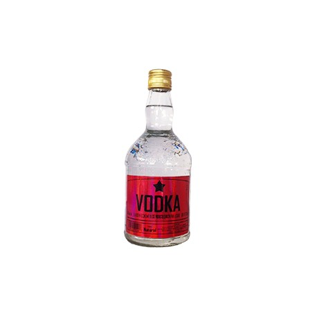 21887 - Clear straight vodka USA