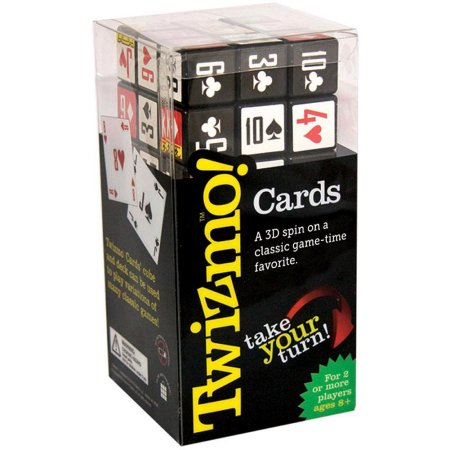 22418 - Twizmo! Cards 3D Spin on a Classic Game-Time Favorite USA
