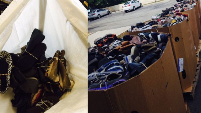 22527 - Used shoes USA
