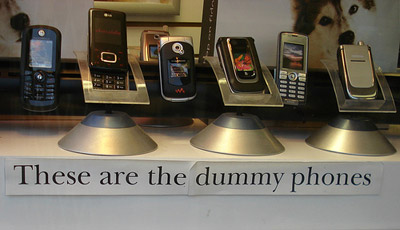 22567 - Dummy / Display Cell Phones - 234,000 Units USA