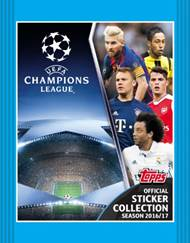22603 - TOPPS Uefa Champions League Stocks Europe