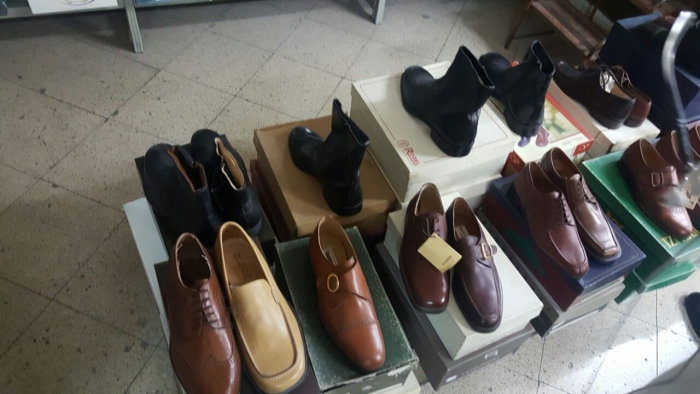 22681 - Stocklot Italian shoes for men and ladies Europe