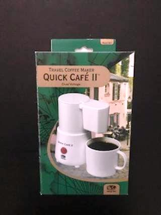 22778 -  Coffee Maker Quick Cafe II USA