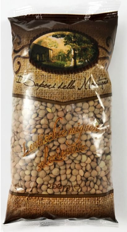 22812 - LENTILS - ITALIAN FOOD TRADITION Europe