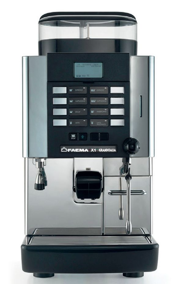 Coffee Maker Made In Usa Or Europe : FAEMA - Professional Coffee Machines Europe GLOBAL STOCKS