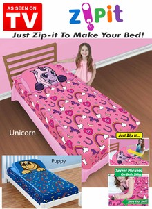 23376 - ZIPIT COMFORTER SETS AVAILABLE USA