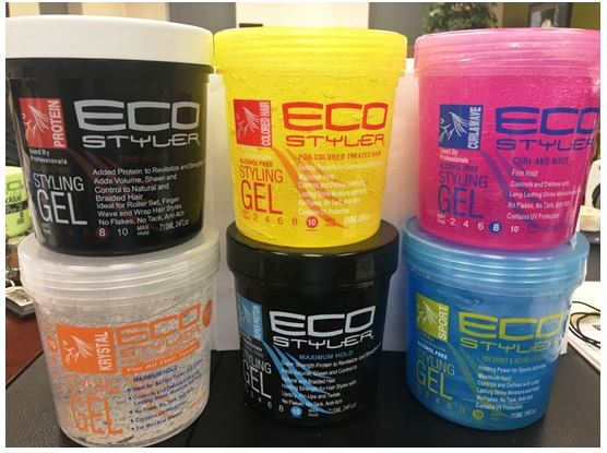 23392 - Assorted Eco Styler Styling Gel USA