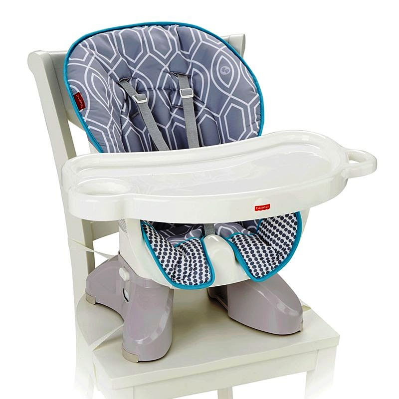 24244 -  Space Saver High Chairs & 4 in 1 Baby Swings by Fisher Price USA