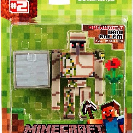 24261 - MINECRAFT ACTION FIGURES USA