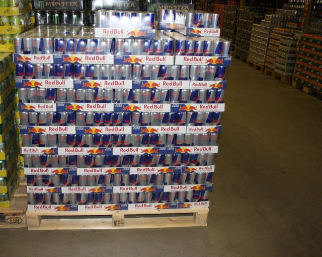 24296 - RED BULL (24X250 ML) ENGLISH TEXT Europe