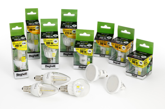 25435 - BEGHELLI - Worldwide famous brand - Led Lamps, Neon Lamps, Bulb Lamps, Halogen Lamps Europe