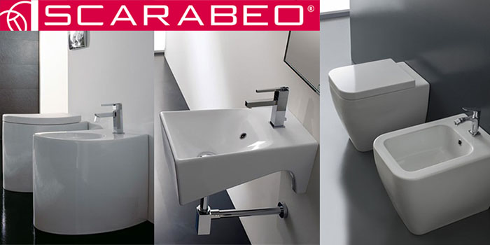 25582 - Made in Italy sanitary, Brand: Scarabeo Europe