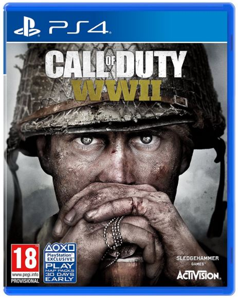 25599 - Call of Duty: WWII (PS4) Europe