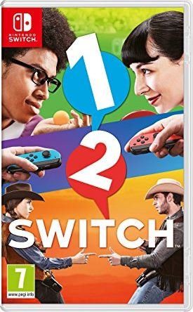25630 - Nintendo SWITCH Game: 1 2 Switch Europe