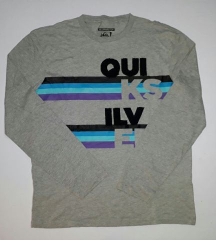 25853 - QUIKSILVER Men's Long Sleeve T.shirts India