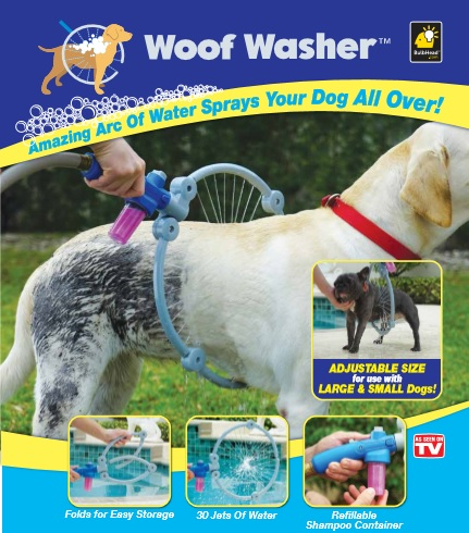 26026 - Woof Washer 360 Opportunity Deal USA
