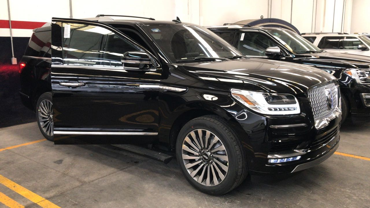 26192 -  Lincoln Navigator 3,5l EcoBoost 2018 China