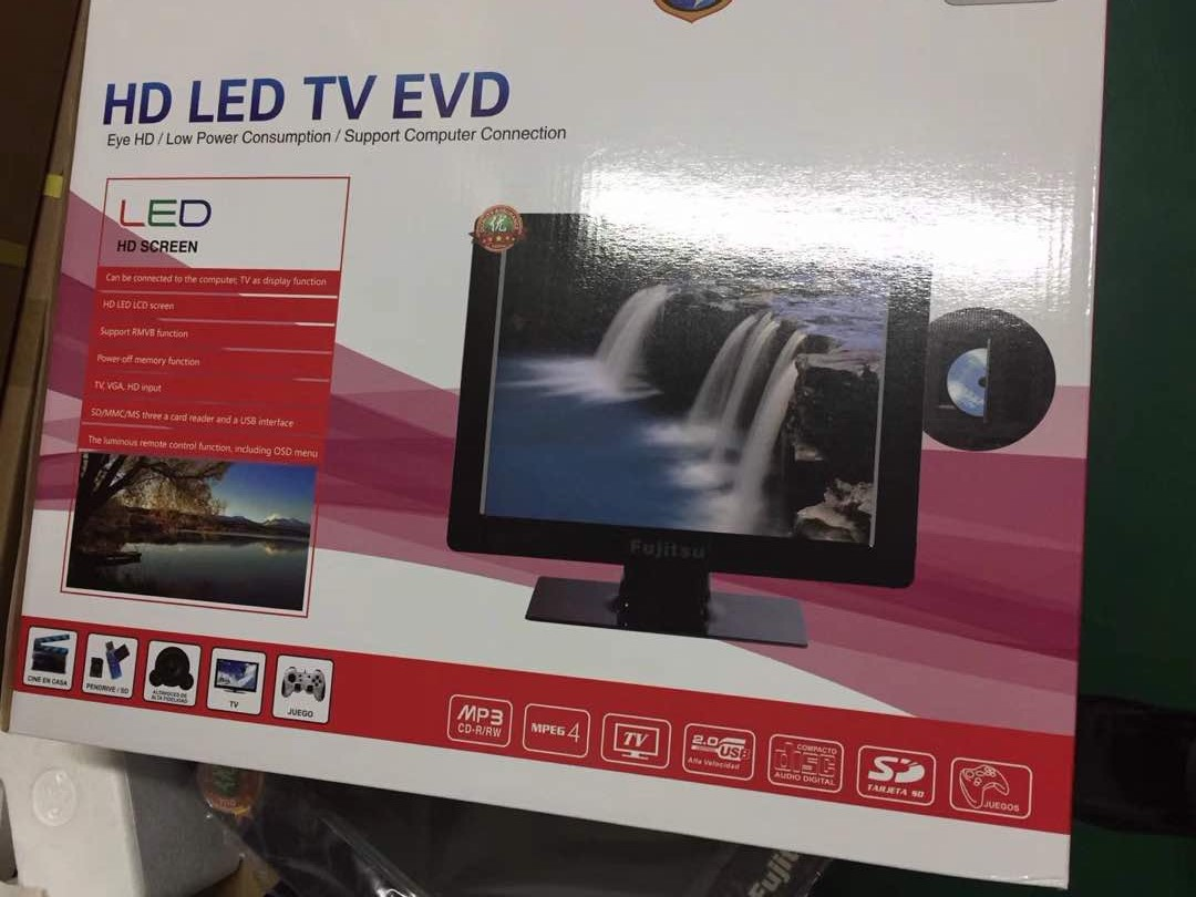 26204 - 15 in Led TV with HD quality USA