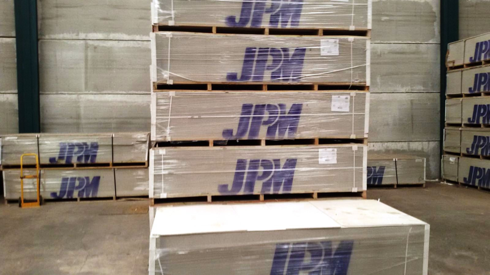 26289 - Gypsum fiber boards Europe