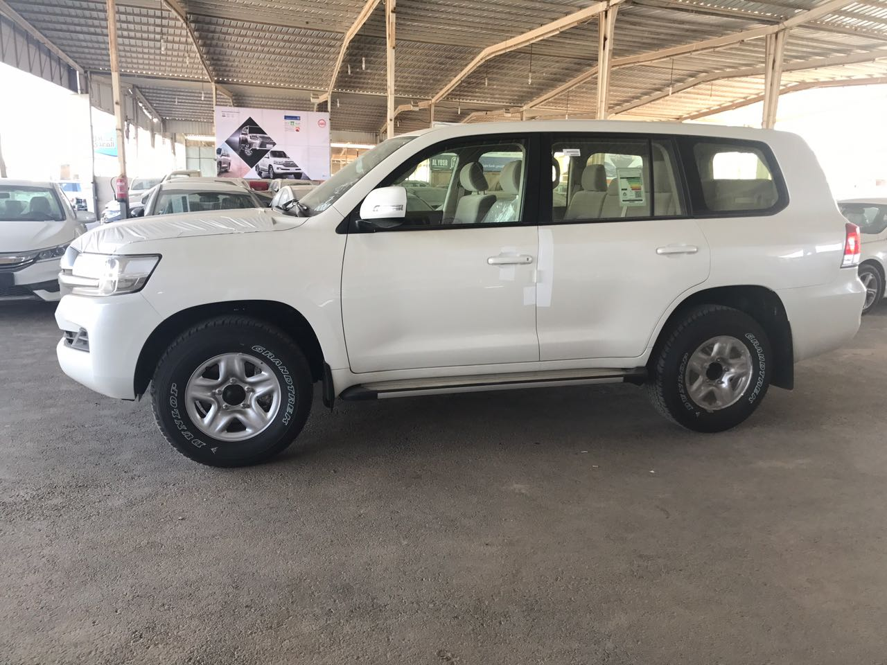 26489 -  Land Cruiser GXR Production Order Offer China