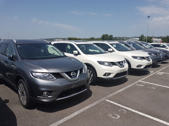 26492 - NISSAN XTRAIL OUTSIDE EUROPE Europe
