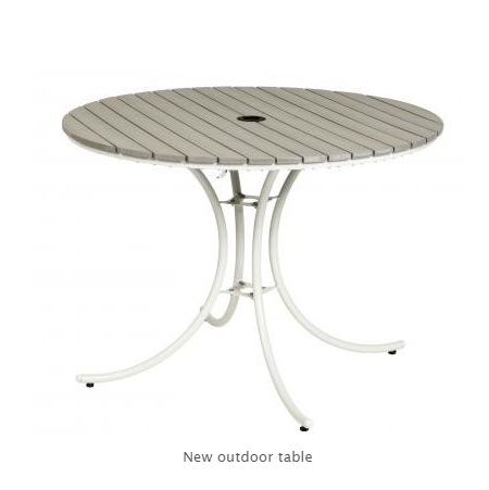 26529 - New outdoor table Europe
