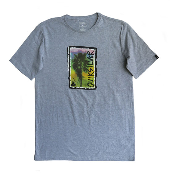 27361 - QUIKSILVER Boys Printed T Shirts India
