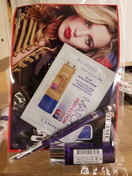 27729 - NEW Rimmel Cosmetic Deal USA