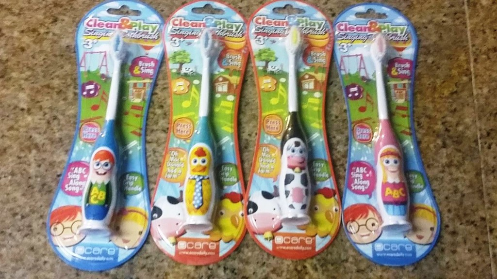 27909 - Musical Toothbrushes USA