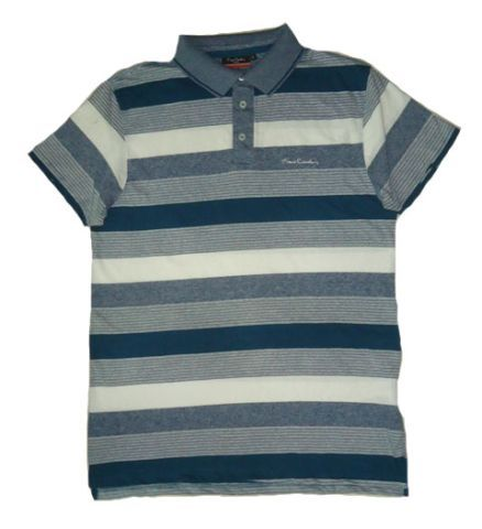 "27919 - ""Pierre Cardin"" Branded Mens Polo T shirts stock INDIA"