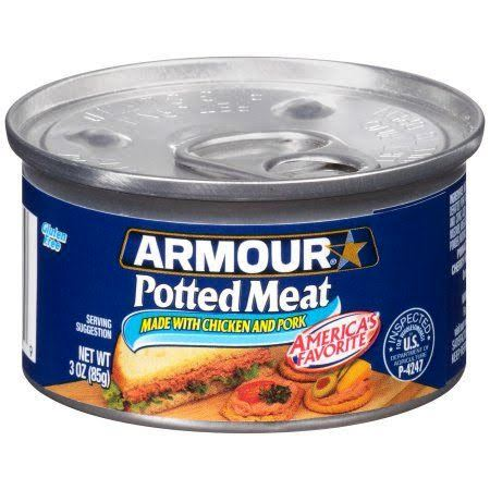 28230 - Armour Potted Meat USA