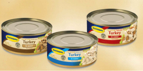 28305 - Offer 5oz retail Canned Turkey opportunity USA