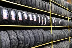 28496 - Tires stock lot Saudi Arabia