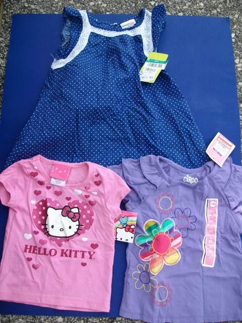 28596 - 48 Pallets of New Children's Apparel USA