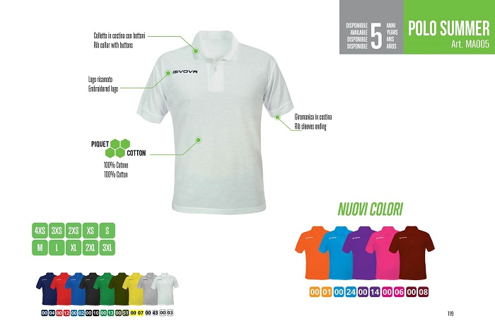 28691 - Polo summer new's colors Europe