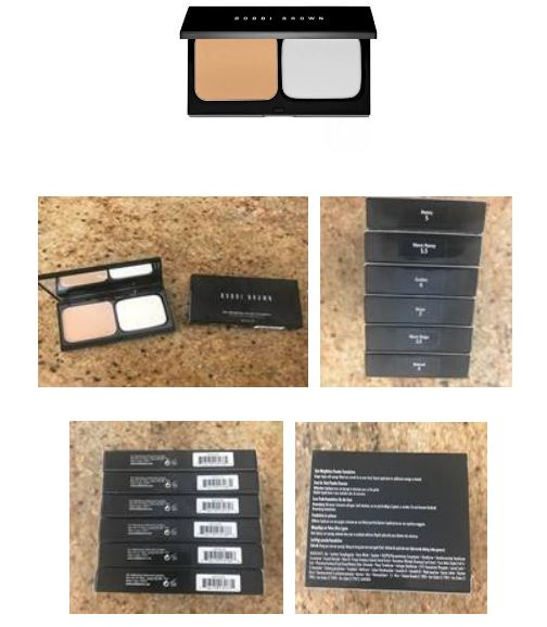 28721 - Bobbi Brown Skin Weightless Powder Foundation 11g (0.38oz) USA