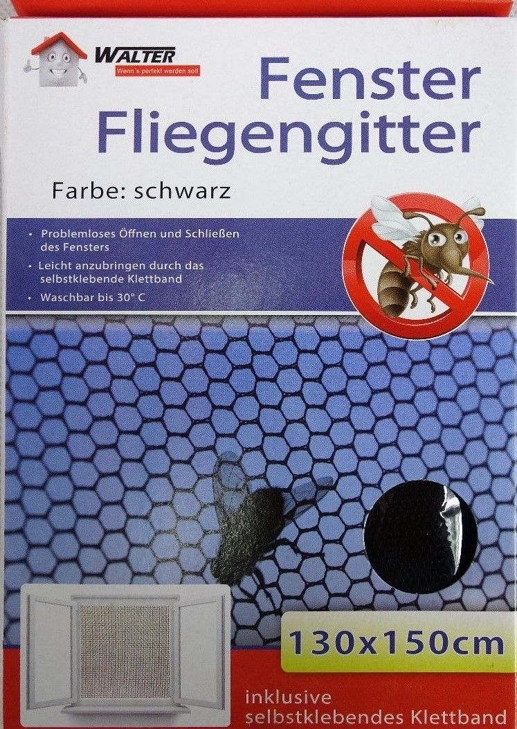 28928 - Window fly screen,insect protection Walter Europe