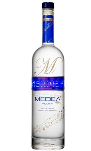 29223 - MEDEA VODKA USA