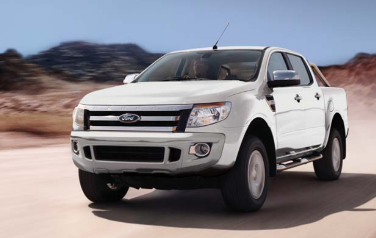 2970 - Ford Ranger Dual Cabs - Clearance Sale South Africa