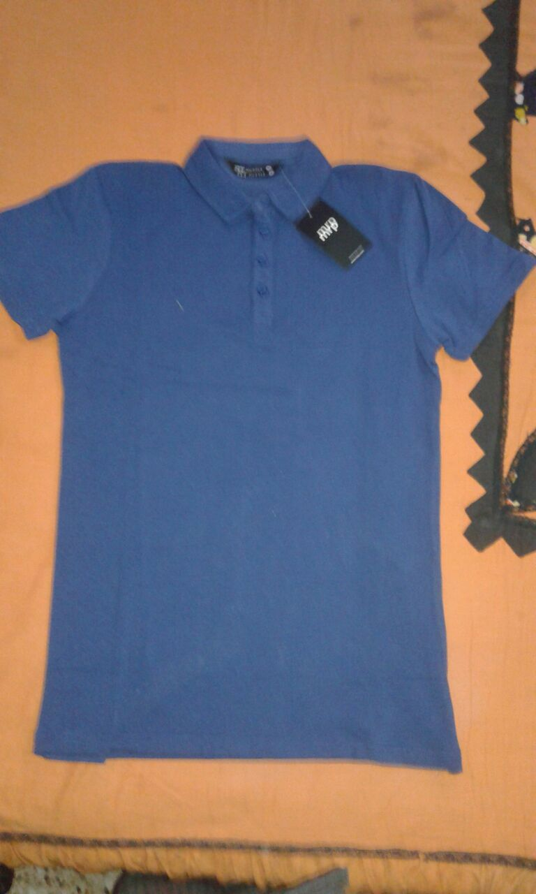 29713 - Mens Polo shirt stock Bangladesh