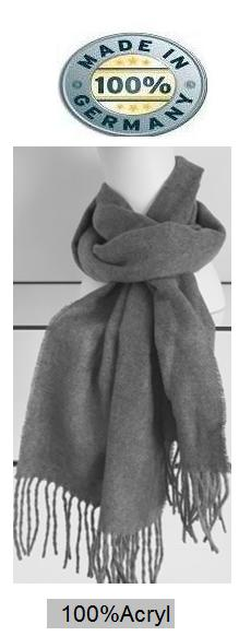 29716 - Unisex winter scarves made in Germany Europe