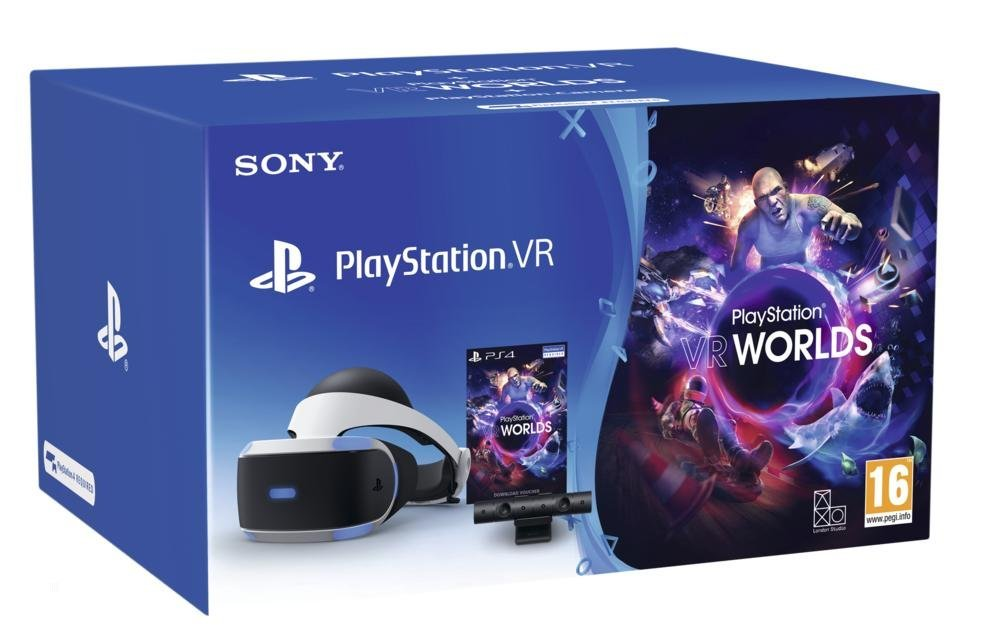 29723 - Sony PlayStation VR Starter Pack Europe