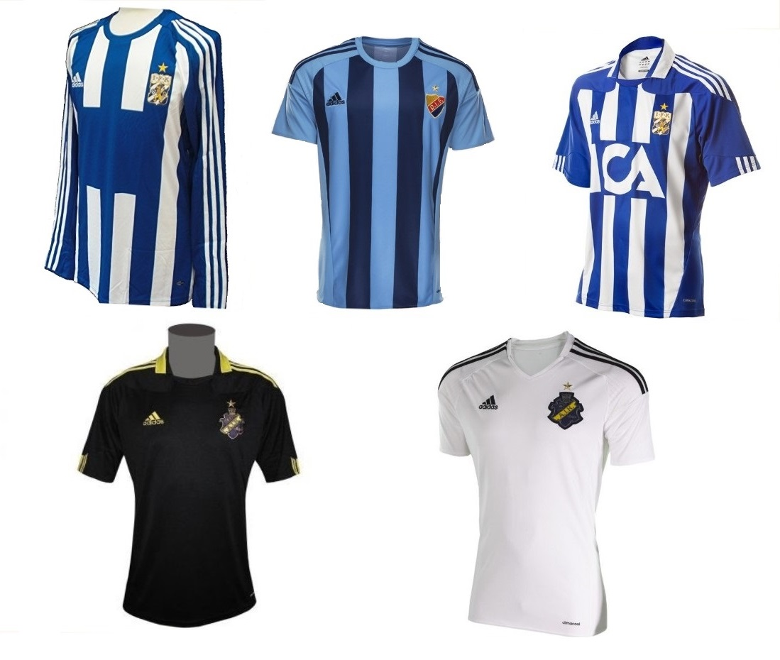 30033 - Adidas Climacool Football T-shirts Europe