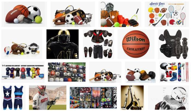 30206 - Sporting goods with discount USA