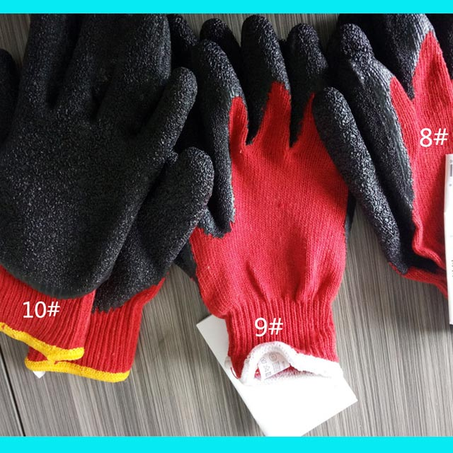 30222 - Latex Coated Work Gloves in Stock China